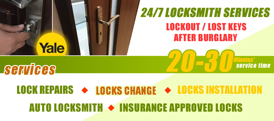Erin Mills Locksmith